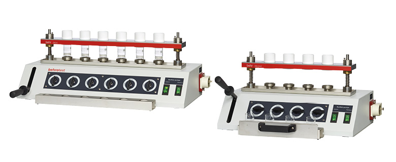 Comfort Line (semiautomatic) - Cold extraction unit (Cold extraction complete unit)