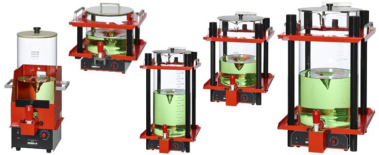 Sampling - Homogenizing device (Homogenizer)