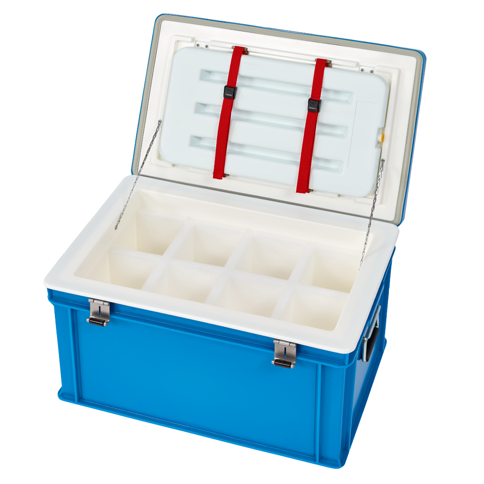 Sampling - Transport container